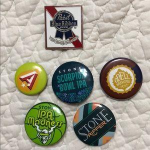 Accessories - Beer pins